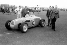 HWM F2 John Brown at Winfield Scotland 1951